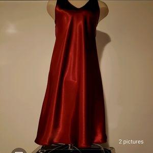 Valerie Stevens dress slip.